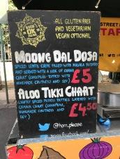 Horn OK menu