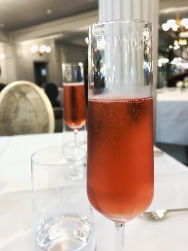 afternoon tea: rose