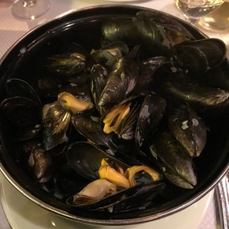 moules aka mussels