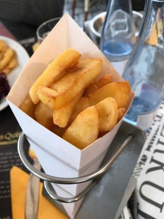 mini frites
